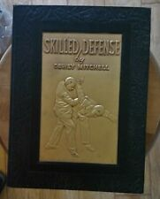 Skilled Defense by Dewey Mitchell 1936 Hardcover Photo Illustrations