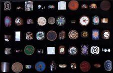 50 piezas al por mayor de joyas mixtas hueso de madera hecho a Mano Natural Moda Anillo muchos 19