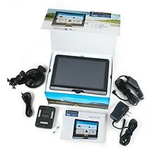 """Rand McNally TND Tablet 8"""" Truck GPS and Android Tablet Dash Cam Combo"""