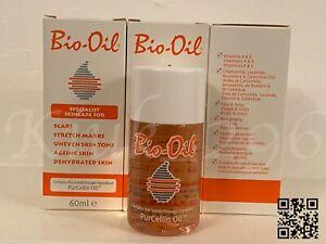 Bio-Oil Skincare Oil Improve Appearance of Scars, Stretch Marks & Skin Tone 60ml
