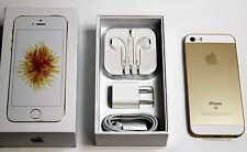 Apple iPhone SE 32GB Gold (Unlocked) AT&T GSM LTE 4G Smartphone New Other
