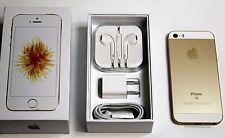 Apple iPhone SE 16GB Gold (Verizon) GSM Unlocked LTE 4G Smartphone New Other