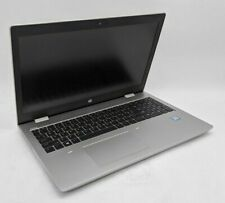 Open Box HP ProBook 650 G5, Intel i5 8265U, 8GB DDR4, 256GB SSD - TL0773
