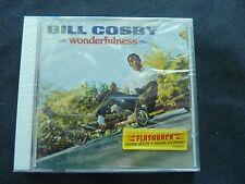 BILL COSBY WONDERFULNESS RARE NEW SEALED CD + HYPE STICKER!