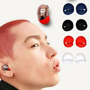 Soft Silicone Earbuds Cover Eartips Ear Cap For Samsung Galaxy Buds Live