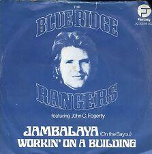 7inch BLUE RIDGE RANGERS jambalaya  HOLLAND EX +PS