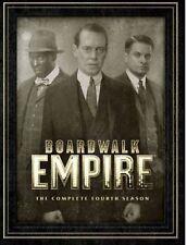 Boardwalk Empire Complete HBO TV Series - Season 4 (4 Disc) DVD All 12 Episodes