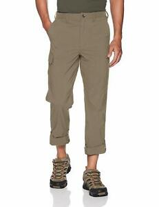 Solstice Apparel Stretch Roll Up Pant Size 34