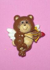 Plastic Pin So Cute Vintage Russ Cupid Bear