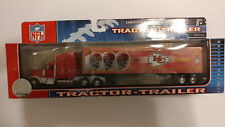 1/80 Kansas City Chiefs Tractor Trailer Limited Edition
