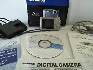 OLYMPUS DIgital Camera, Shockproof & Waterproof