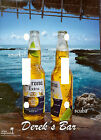 PERSONALIZED CORONA BEER TROPICAL BAR LIGHT SWITCH PLATE COVER