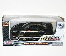 Motor Max - LOTUS EVORA S (Black) GT Racing - Model Scale 1:24