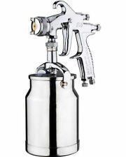 DeVilbiss FLG5 Suction Solvent Spray Gun [FLG-S5-18] c/w cup