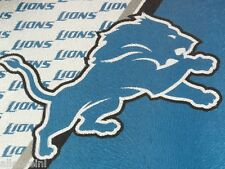 TWO (2) Detroit Lions Team Logo Glass Cutting Boards with Display Stands