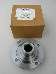 NEW Front Wheel Hub 357407615A For AUDI VOLKSWAGEN 1988-1999