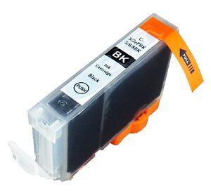 3 PK Comp CLI-8 Black Ink Cartridges for Canon PIXMA Pro 9000 Mark II 2