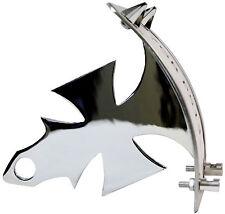 Harley /Victory Hammer/Vegas/kingpin/jackpot Chrome Cross License plate mount