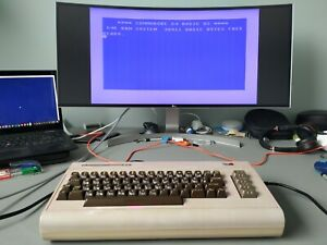 "Commodore C64 ""Brotkasten"""