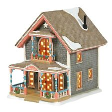 Dept 56 New England Village Gingerbread Cottage #1 6005421 Department 56 2020