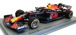 Spark 1/43 Scale S6473 - Red Bull Racing RB16 A.Albon Styrian GP 2020