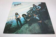 Stylus Where In The World LP Record VG/VG+ Gatefold OZ Australia Funk Soul Band