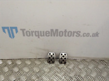 Ford Fiesta ST150 Aliminuim pedal covers