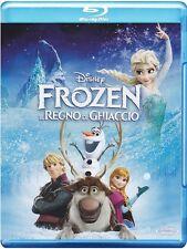 Frozen - Il Regno di Ghiaccio (Disney) Blu-Ray (Amaray)