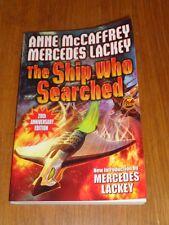 Ship Who Searched by Anne McCaffrey Baen (Paperback)< 9781451638738