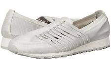 Easy Spirit Lehni athletic shoes sneakers silver stretch GEL sz 8.5 Med NEW