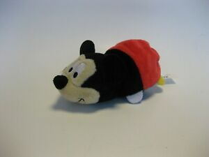 """Mickey Mouse and Friends DISNEY FLIP A ZOO 5-1/2"""" EUC by Jay Play Plush Toy"""