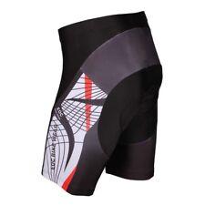 COMAXSUN Men's Cycling Shorts 3D Gel Padded Bike Bicycle Sports Tight  Size XL