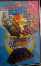 Speed King (Mastertronic 1986) Commodore c16 (Tape) (Game, Manual, Box) 100% ok