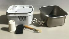 Magic Mill III Model No. 101 Flour Mill Grain Grinder  w/Cup & Brush