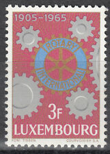 Luxembourg / Luxemburg 709** 60 Jahre Rotary International