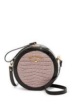 NWT Vivienne Westwood Jungle Croc Embossed Crossbody Handbag Bag NEW Purple