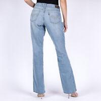 Levi's 515 Bootcut Hellblau Damen Jeans DE 36 /  W29