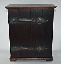 VINTAGE ARTS & CRAFTS STORAGE CABINET BOX
