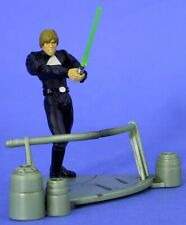 STAR WARS LOOSE SAGA ROTJ VERY RARE LUKE SKYWALKER THRONE ROOM DUEL MINT. C-10+