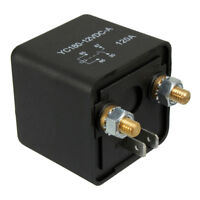 1PC 4 Terminals 12V 120A Heavy Duty Split Charge ON/OFF Relay Car/Van/Boat D8C