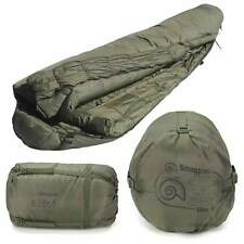 Snugpak Softie Elite 4 Military Army Sleeping Bag Olive Green Lightweight