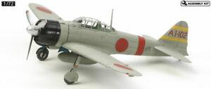 Tamiya Model kit 1/72 Mitsubishi A6M2b(ZEKE) - Zero Fighter