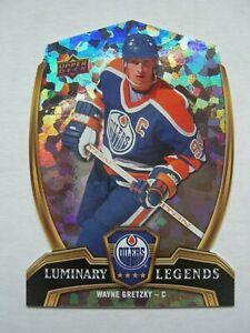 2015-16 Upper Deck Overtime Luminary Legends Wayne Gretzky  #LL-21