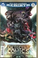 Detective Comics #934-2016 nm- 9.2 1st Standard cover 1st The Team 1st Colony