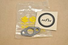 NOS New Suzuki 1981-82 RM125 Water Pump Outlet Connector Pipe Gasket 17436-14101
