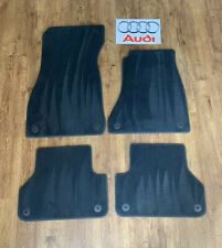 Audi Velour Genuine Oem Carpets Floor Mats For Sale Ebay