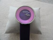 Crayo Quartz Watch - Shows Day and Date