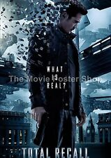 Total Recal.    2012 Movie Posters Classic And Vintage Films