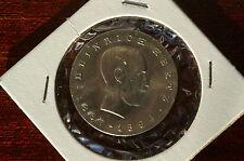 DDR Münze: 5 Mark 1969 Heinrich Hertz, wohl Besterhaltung, direkt von der Bank
