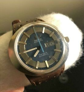 Vintage Omega Geneve Dynamic Automatic Watch Gents